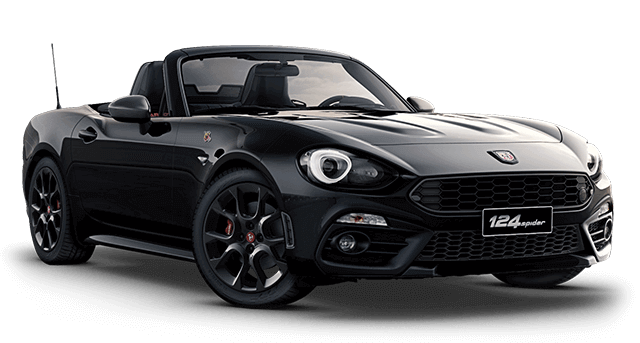 nowy abarth 124 spider sportowy roadster. Black Bedroom Furniture Sets. Home Design Ideas
