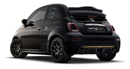 Abarth 595 Pista Back
